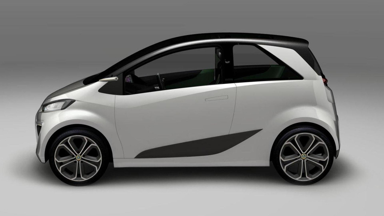 Lotus City Car Concept 05.10.2010