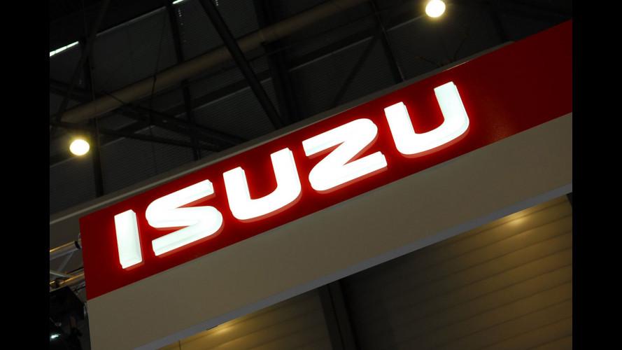 Isuzu al Salone di Ginevra 2009