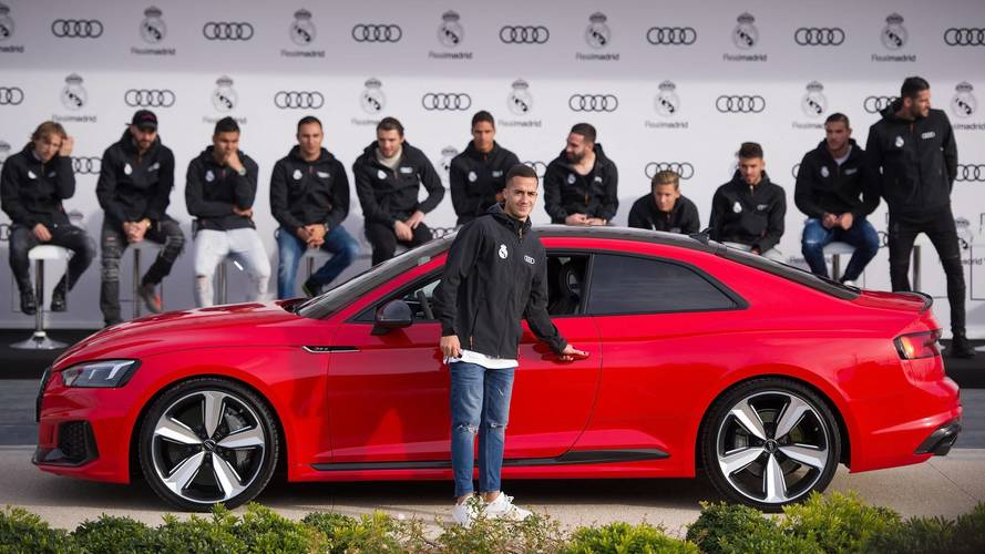 Real Madrid Players Get Their Yearly Audis And Many Are Q7 SUVs