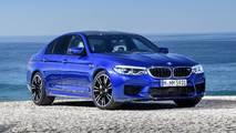 2018 BMW M5: First Drive