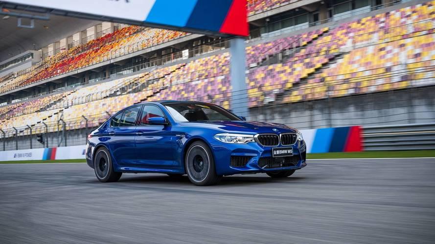 Interesante video con la evolución del BMW M5