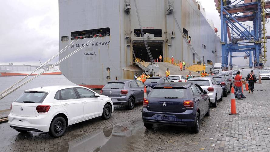 Novo VW Polo começa a ser exportado para Argentina, Chile e Paraguai
