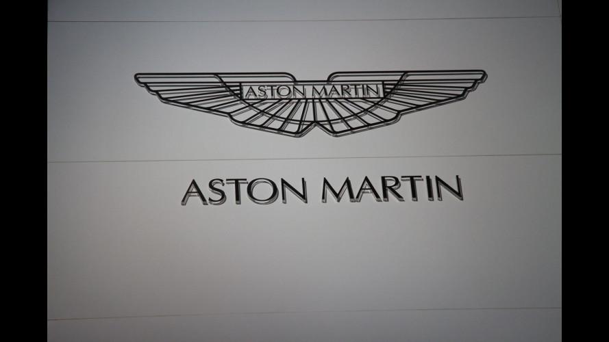 Aston Martin al Salone di Francoforte 2011