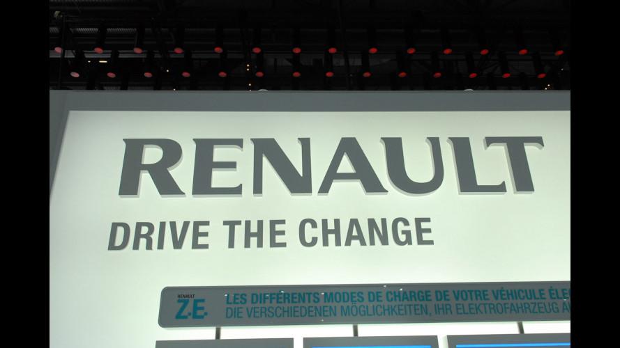 Renault al Salone di Ginevra 2011
