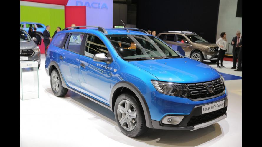 Dacia al Salone di Ginevra 2017