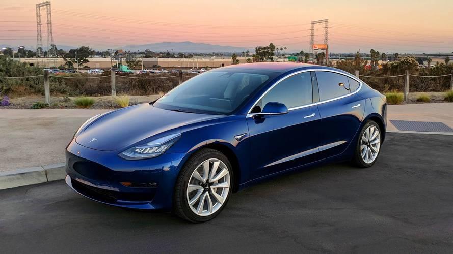 La production de la Tesla Model 3 portée à 300 unités par jour ?