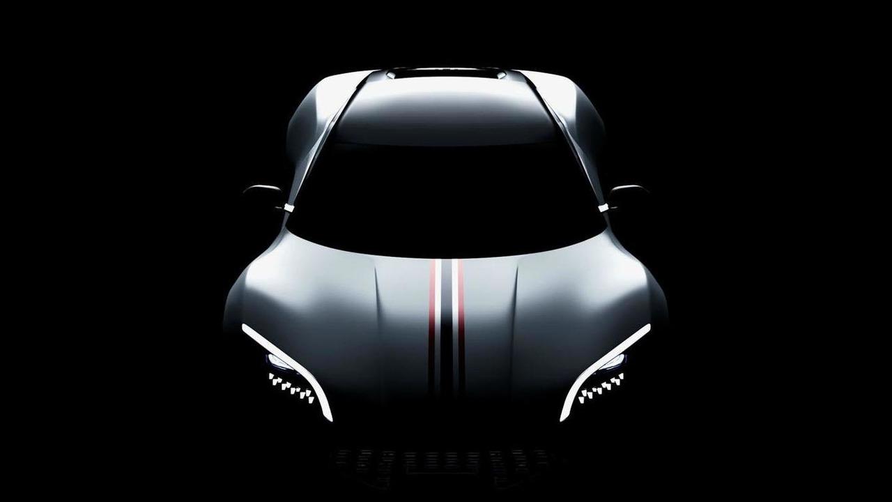 Thai sports car teaser image