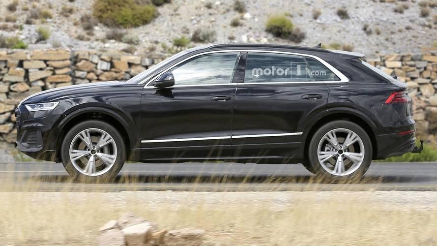 2019 Audi Q8 - szinte álca nélkül