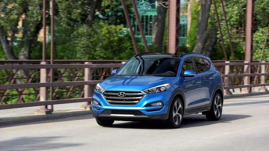 Hyundai, 181 bg'lik Tucson Sport'u tanıttı