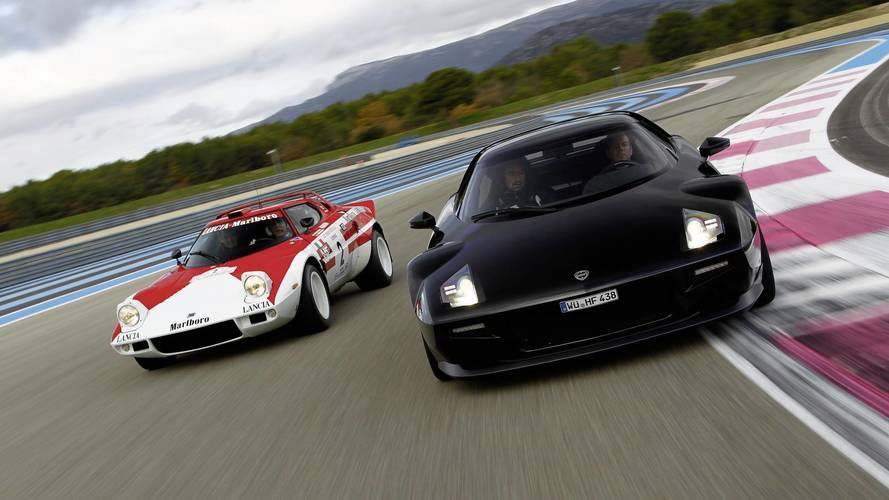 Yeni Lancia Stratos'un fiyatı dudak uçuklatıyor!
