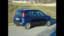 Fiat Panda GPL, test di consumo reale Roma-Forlì