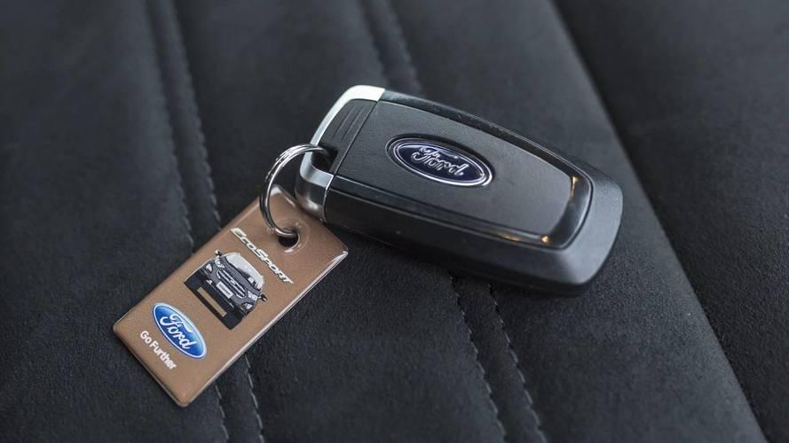 Ford EcoSport - menetpróba
