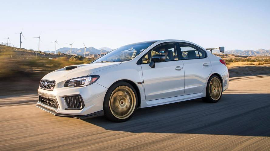 2018 subaru wrx sti type ra first drive lots of fun lots. Black Bedroom Furniture Sets. Home Design Ideas