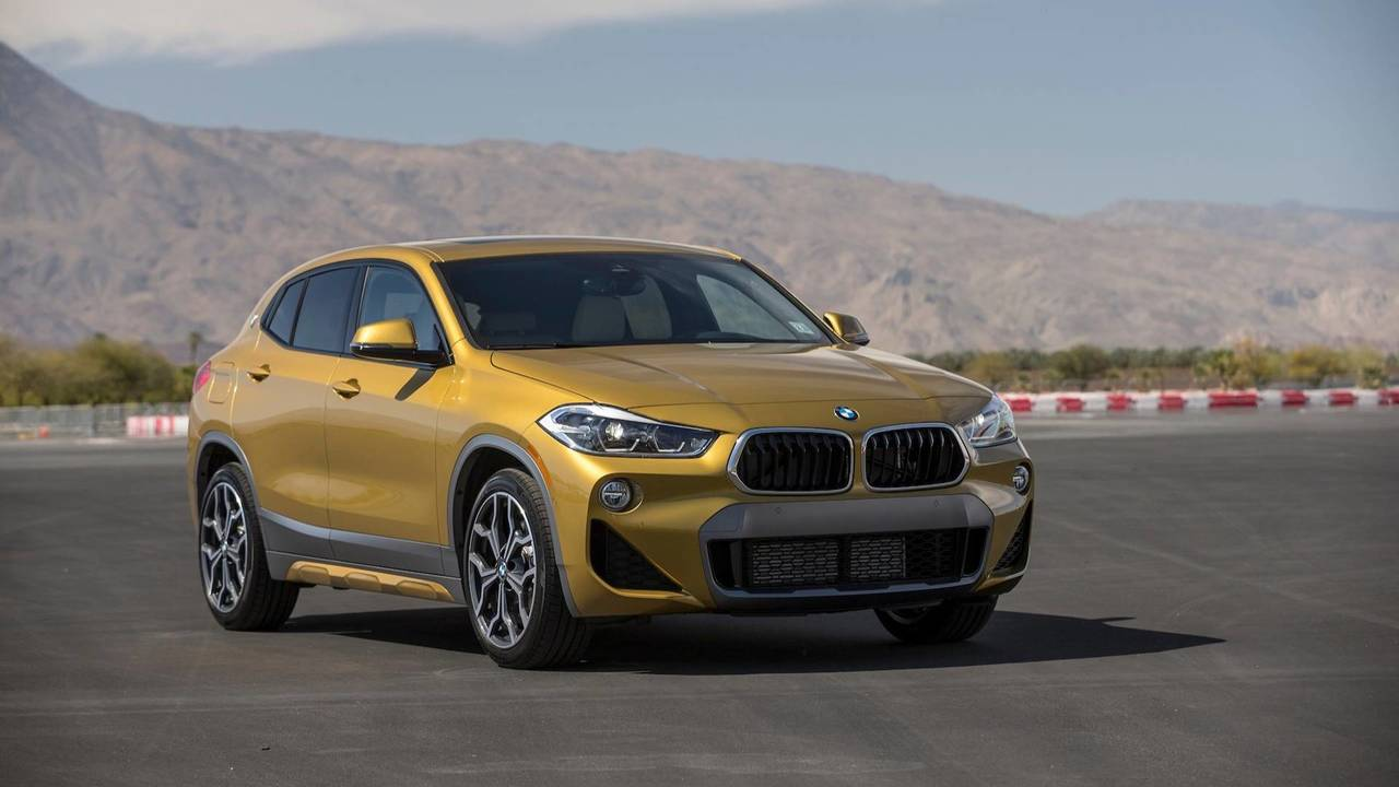 2018 bmw x2 first drive more fun than x1. Black Bedroom Furniture Sets. Home Design Ideas