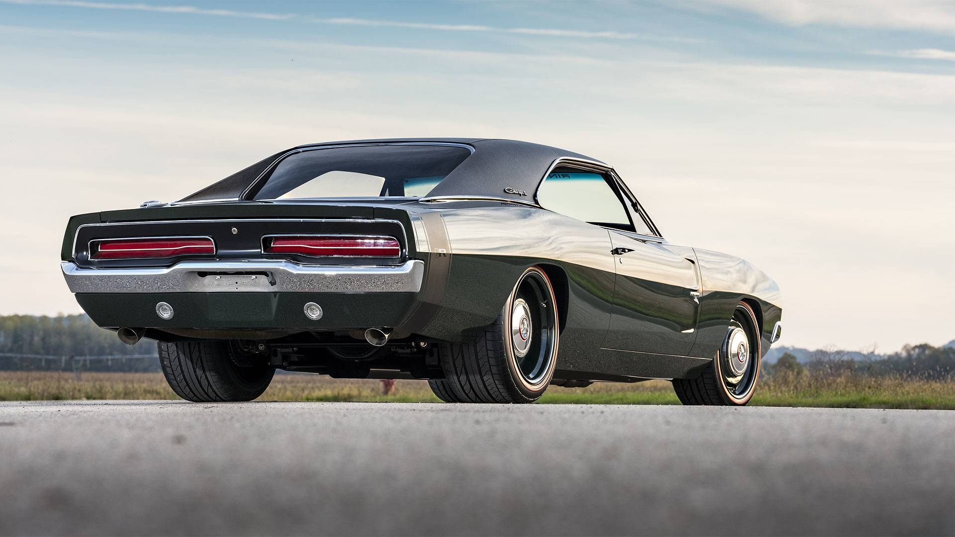 Defector 1969 Dodge Charger Is Ringbrothers First Mopar Build