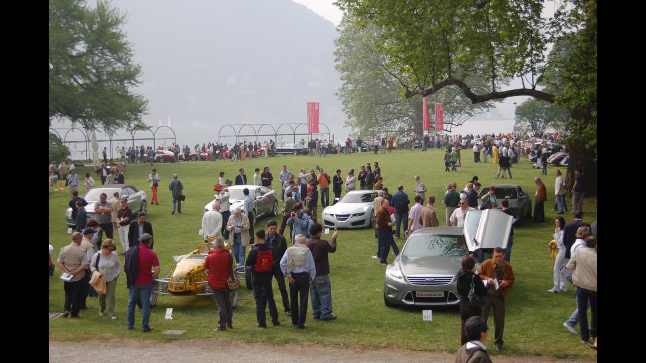 Villa d'Este 2007: i vincitori