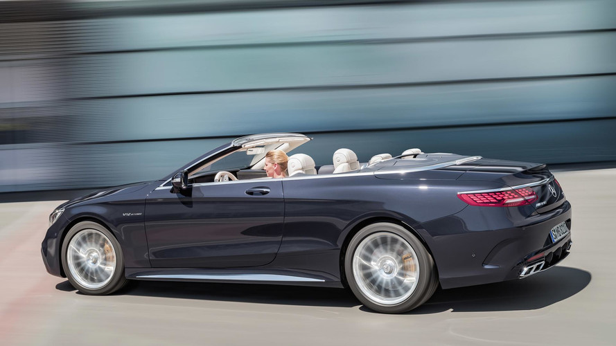 2018 Mercedes-AMG S65 Cabriolet photo