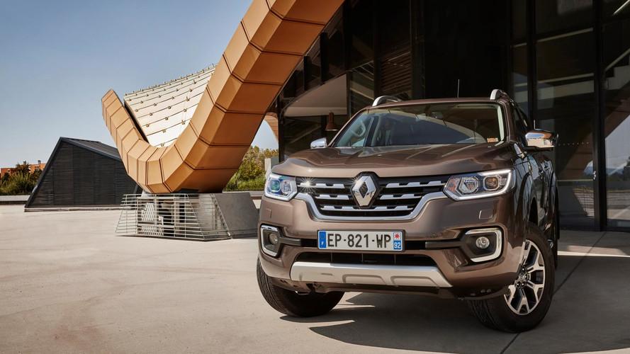 Renault Alaskan Slovénie