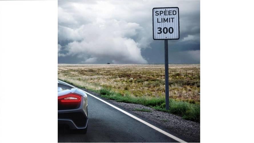 Hennessey Venom F5, 482.8 km/h hıza mı ulaştı?