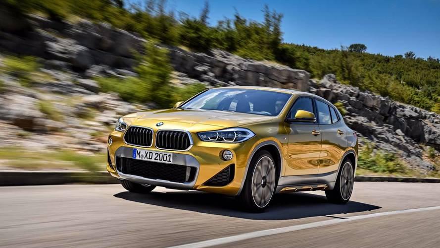 Novo BMW X2 é lançado e já está confirmado para o Brasil