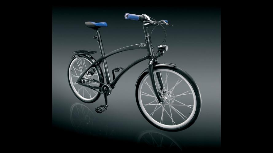 "Lancia e MomoDesign presentano la ""Urban Bike"""