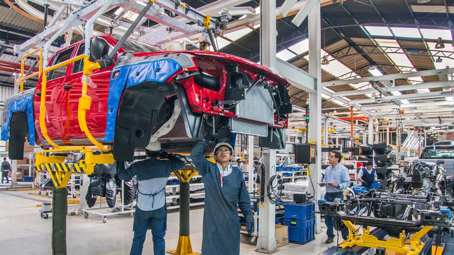 VW Amarok CKD Production Begins In Ecuador