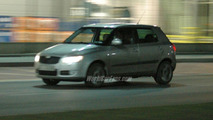 SPY PHOTOS: More Skoda Fabia