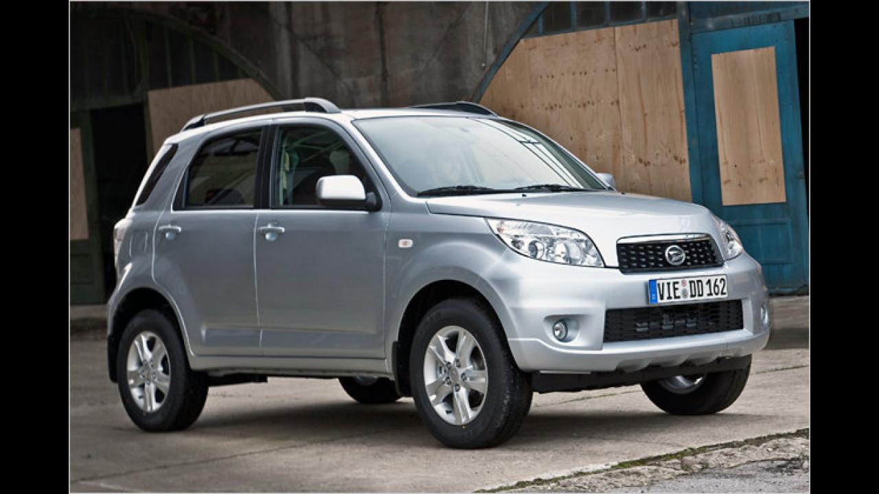 Daihatsu Terios 1.5 LPG 2WD