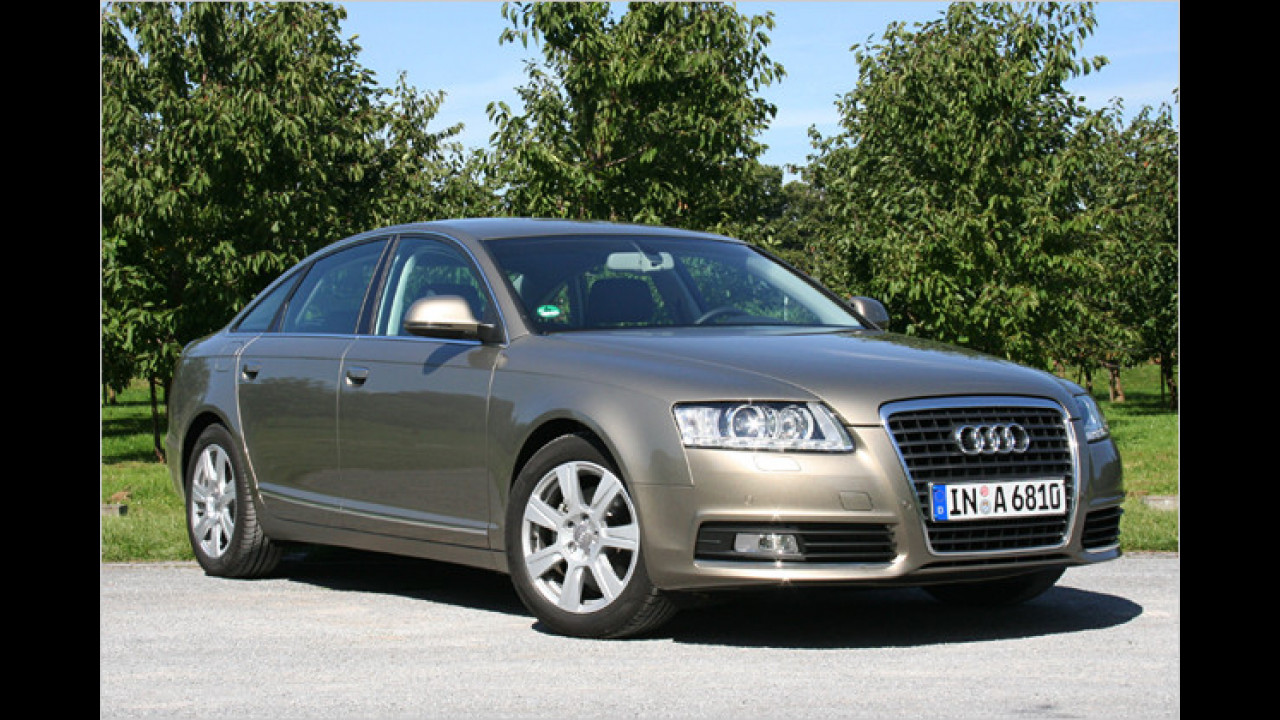 Audi A6 2.8 FSI