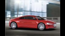 IAA: Elektro-Audi