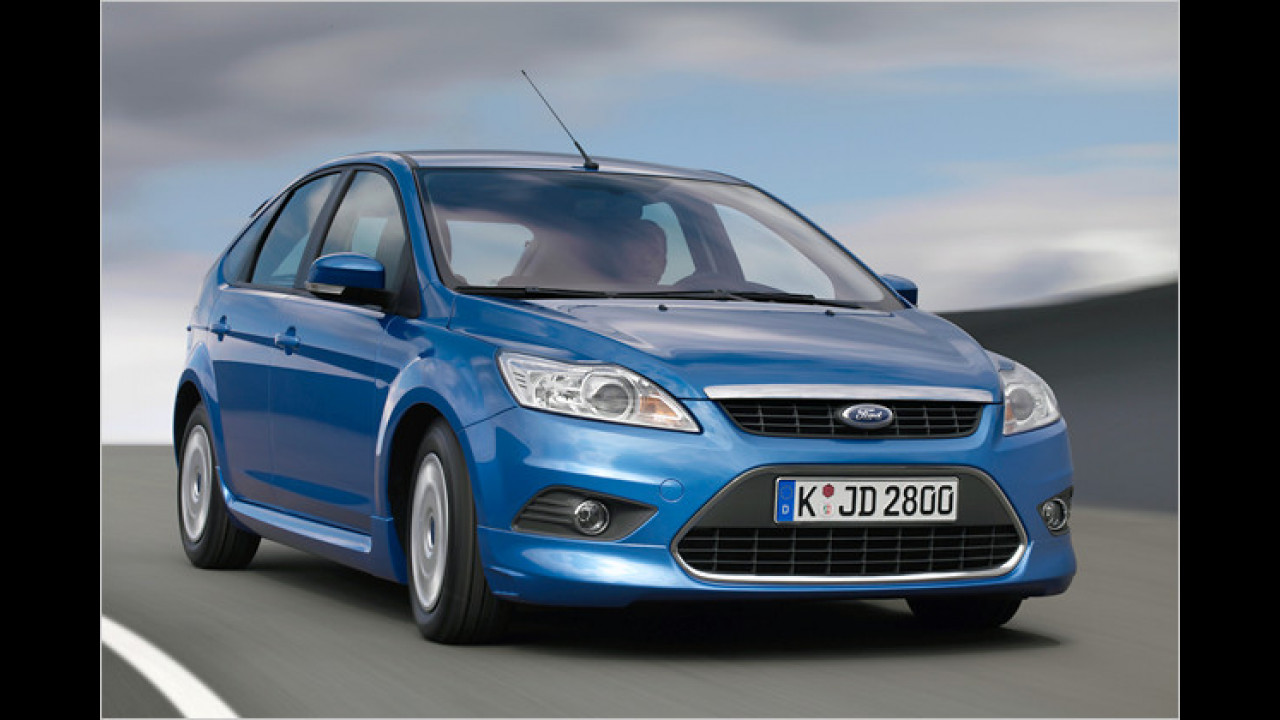 Ford Focus 1.6 TDCi DPF ECOnetic