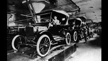 Ford comemora 100 anos da primeira linha de montagem em série