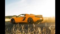 McLaren celebra 50 anos com MP4-12C especial