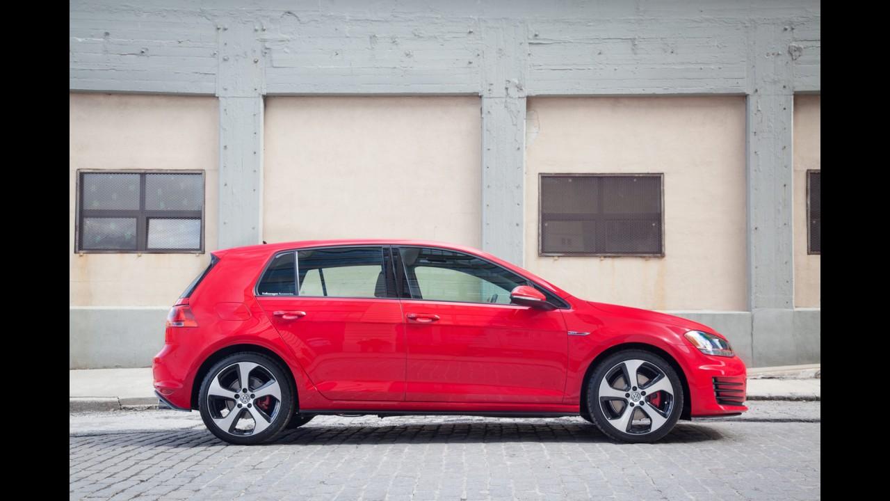 VW convoca recall e suspende vendas do Golf na América do Norte