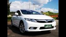 Garagem CARPLACE: Novo Honda Civic chega para avaliação detalhada - Perguntas Abertas!