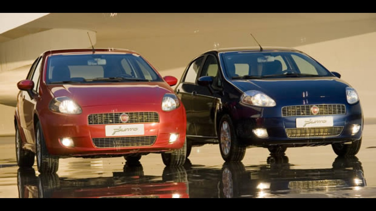 Fiat baixa os preços dos kits Comfort e Creative para o Punto
