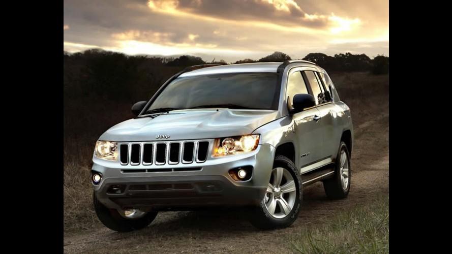 Jeep Compass tem preço promocional de R$ 88.900 para unidades 11/12 em São Paulo e Campinas