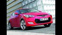Hyundai Veloster terá preço inicial de R$ 49 mil no Reino Unido