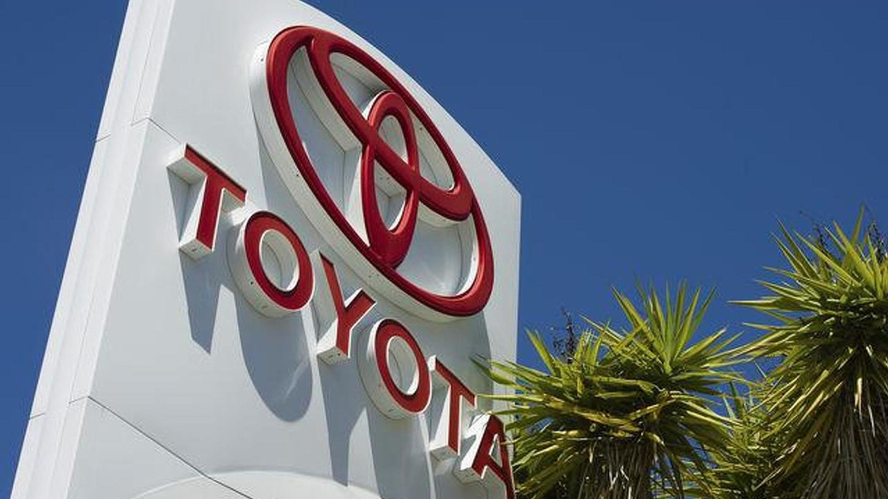 Toyota logosu