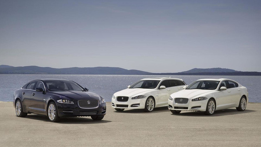 2013 Jaguar XF, XF Sportbrake and XJ revealed