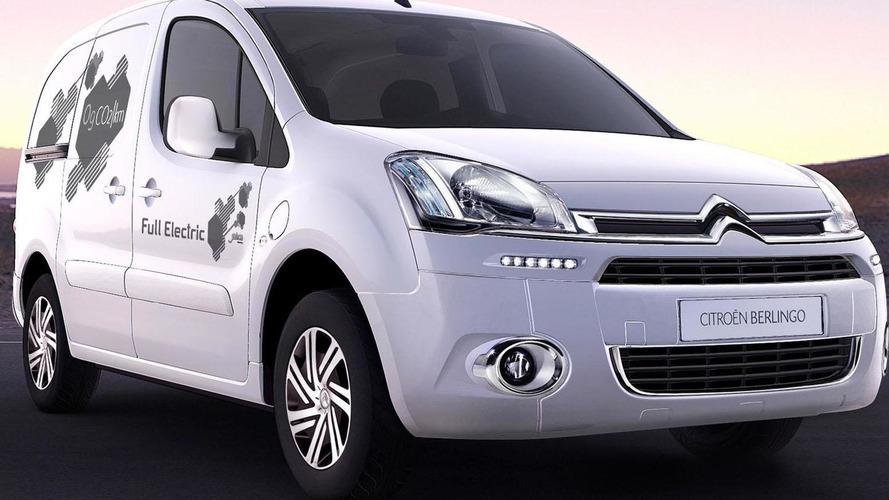 2013 Citroen Berlingo Electric revealed