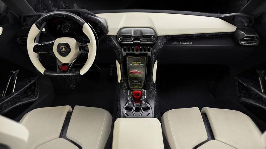 Lamborghini Urus konsepti 22.04.2012