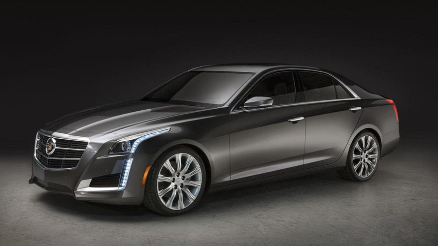 2015 Cadillac CTS to get a minor facelift & upgraded technology