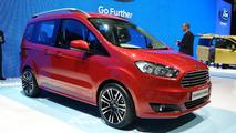 2013 Ford Tourneo Courier live in Geneva