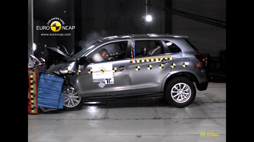 Le elettriche conquistano 4 stelle Euro NCAP