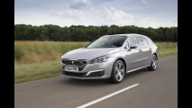 Peugeot 508 SW restyling