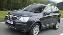 Vauxhall Antara Pricing Announced