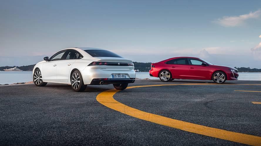 Peugeot 508 2018, aspirante al cetro de las berlinas generalistas