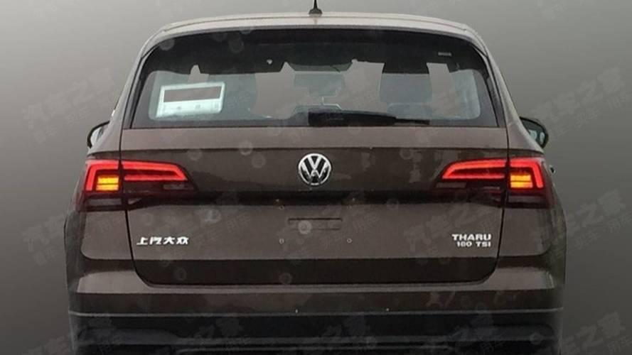 Flagra: Novo Volkswagen Tarek aparece na China como Tharu