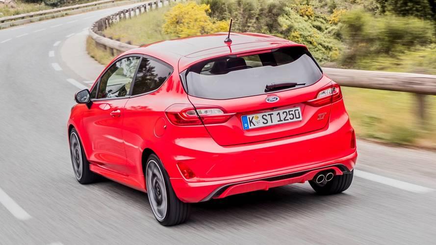 Primera prueba Ford Fiesta ST 2018